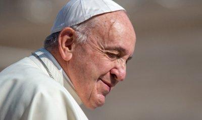 البابا فرنسيس: لا لأسلحة المال والسلطة والإعلام