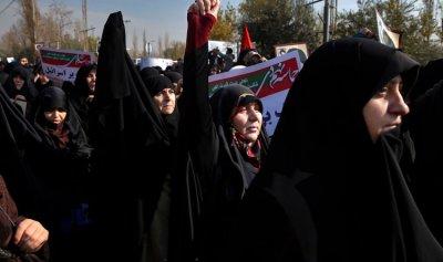 إنتفاضة إيرانية بلا قيادة