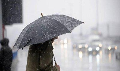 أمطار غزيرة وثلوج على 1600 متر