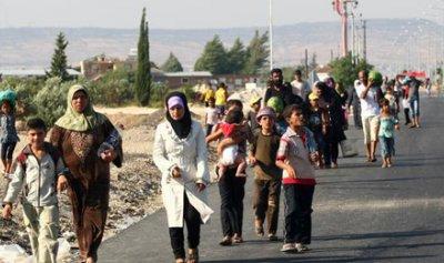 """نقل 18 مصاباً نازحاً سورياً بتسمم غذائي الى مستشفى """"الرحمة"""" في عرسال"""