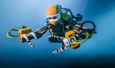 بالفيديو: سباق الروبوتات تحت الماء