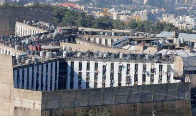 500 محام يدخلون سجون لبنان غداً