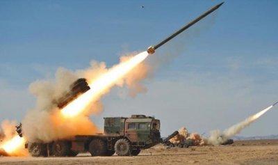 اعتراض صاروخين باليستيين أطلقهما الحوثيون باتجاه السعودية