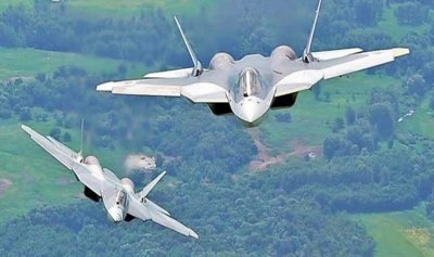 روسيا بصدد تصميم مقاتلة فضائية
