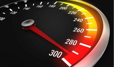 ضبط 1093 مخالفة سرعة في يوم واحد