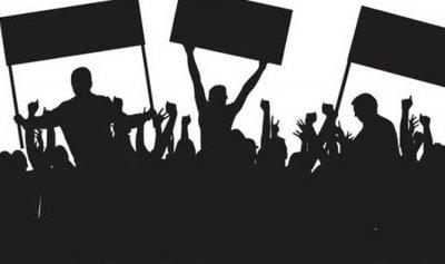 اضراب تحذيري لمتعهدي الشحن في مرفأ بيروت