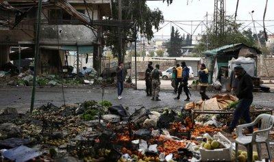 سوريا… قتلى بانفجار سيارة