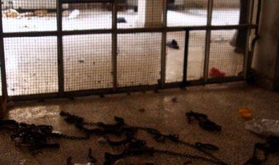 ماذا حصل مع السجناء الفارين من جزين؟