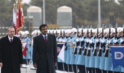 تركيا تتمدّد بالمنطقة… قاعدة عسكرية دائمة في قطر