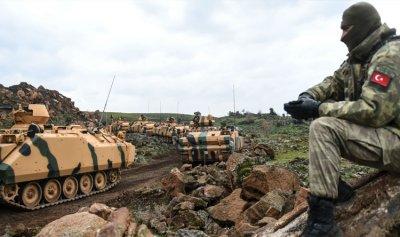 """تركيا تعلن انطلاق عملية """"المخلب الثالثة"""""""