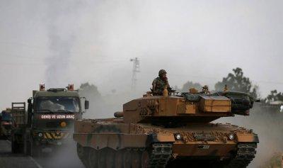 """الـ""""ناتو"""" يدعم تركيا في إدلب"""