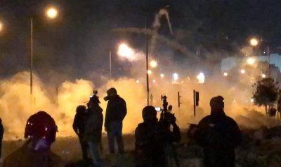 بالفيديو والصور: موجة أخرى من المواجهات العنيفة في بيروت