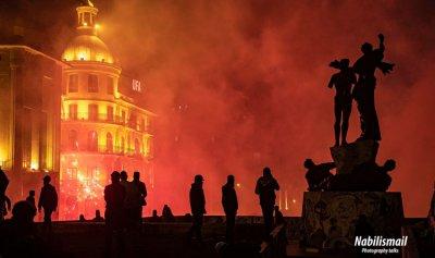 ثورة شغب وزعران أو À la carte؟