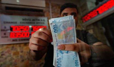 """الليرة التركية تنافس """"البيزو"""" في الإفلاس"""