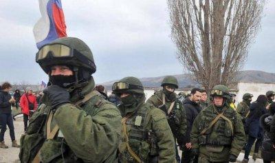 انتشار عسكري روسي على حدود أوكرانيا