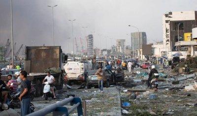بالصور: تفاعل نجوم لبنان والعالم بعد انفجار بيروت