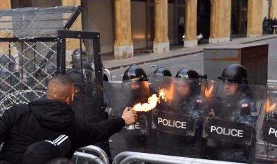 بالصور: الحصيلة النهائية لإصابات قوى الأمن