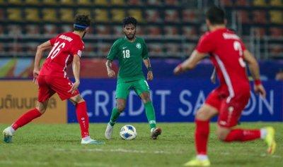 السعودية تتحدّى تايلاند في الطريق إلى الأولمبياد