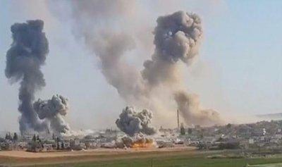 قتلى وجرحى بغارات روسية جنوب إدلب