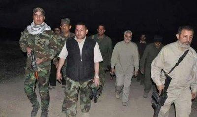 """""""الحرس"""" يعترف: فيلق القدس قمَع احتجاجات سوريا"""