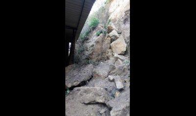 أضرار الأمطار في حلبا