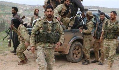 وصول 2400 جندي سوري موالي لتركيا الى طرابلس الليبية