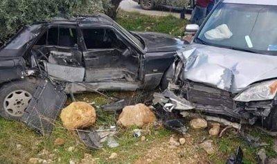 جريحان في حادث سير على أوتوستراد المنية الضنية