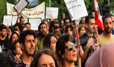 """""""الشعب يريد قضاة نزيهين"""" أمام قصر العدل"""