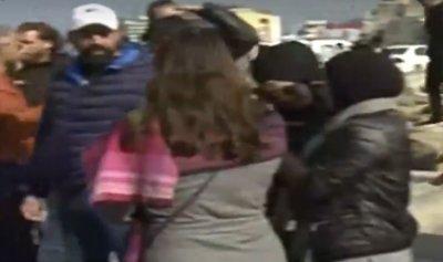 مسيرة سيارة من زوق مكايل إلى ساحة الشهداء