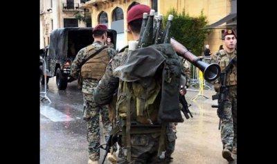 """بالفيديو والصور: القوى الأمنية """"ترحّب"""" بالثوار"""