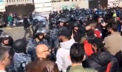 """بالفيديو: الثوار لم يستسلموا امام """"النهار"""""""