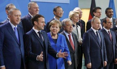 انطلاق قمة برلين حول ليبيا