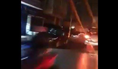 """بالفيديو: موكب """"ثوري"""" في الشويفات"""