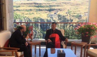حياد لبنان بين الراعي والرياشي في الديمان
