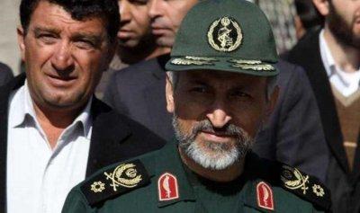 نائب رئيس فيلق القدس مطلوب بتهمة الإرهاب