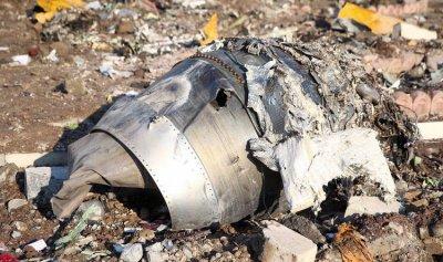 الطائرة الأوكرانية أسقطت بصاروخين