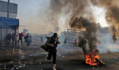 """6 قتلى ببغداد وحالات اختناق في """"محمد القاسم"""""""