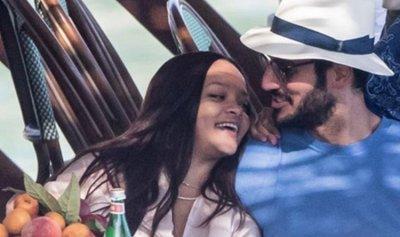 ريهانا تنفصل عن حبيبها السعودي حسن جميل