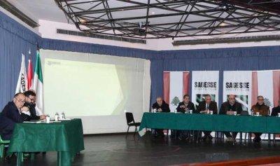الجمعية العمومية للحكمة صدقت البيانين المالي والإداري بالاجماع
