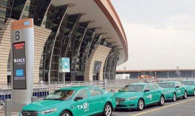"""""""التاكسي الأخضر"""" في السعودية خلال أيام"""