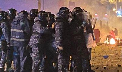علامّ تنصّ المواثيق العالمية في حالات التظاهر والاشتباك؟