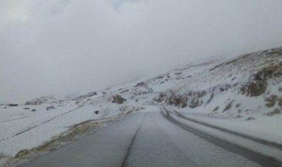 إليكم الطرقات المقطوعة بالثلوج