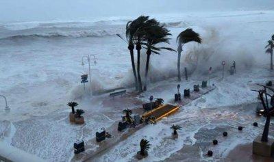 11 قتيلاً بعاصفة غلوريا في إسبانيا