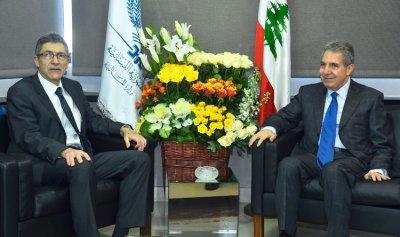 """الأوضاع العامة بين وزني ممثل الدول العربية """"للنقد الدولي"""""""