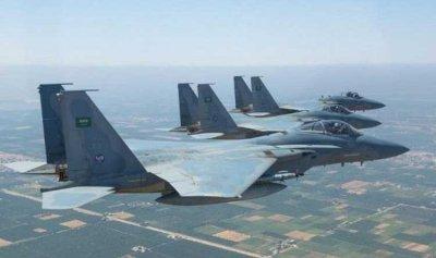 اعتراض صاروخ بالستي على الأراضي السعودية
