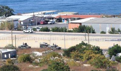 غداء بين اللبنانيين والإسرائيليين في الناقورة
