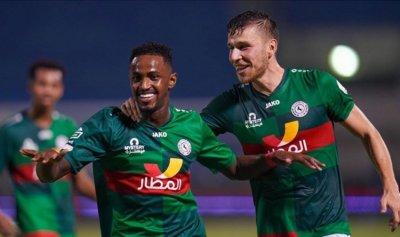 نتائج مباريات الجولة الثانية في الدوري السعودي