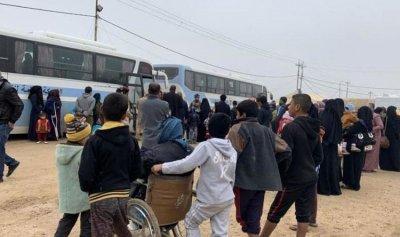 """""""هيومن رايتس"""": إغلاق المخيمات في العراق يشرد عشرات الآلاف"""