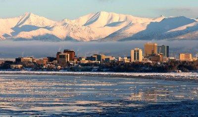 زلزال يهز الاسكا