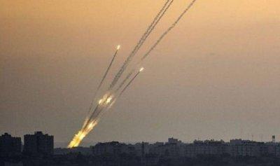 صواريخ غزة تسقط في عسقلان